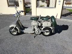 Lambretta 150D del 1956