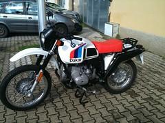 BMW R80G/S PG