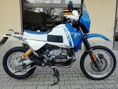 BMW R100GS special